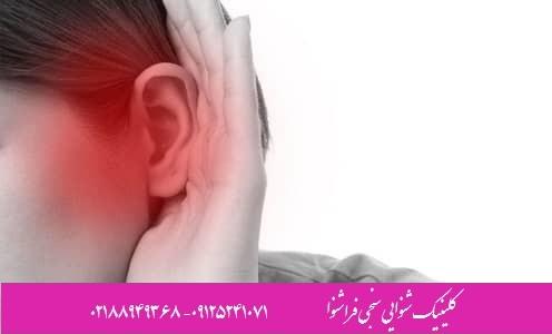 شنیدن ضربان قلب در گوش