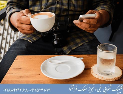 قهوه و کافئین بر وزوزگوش
