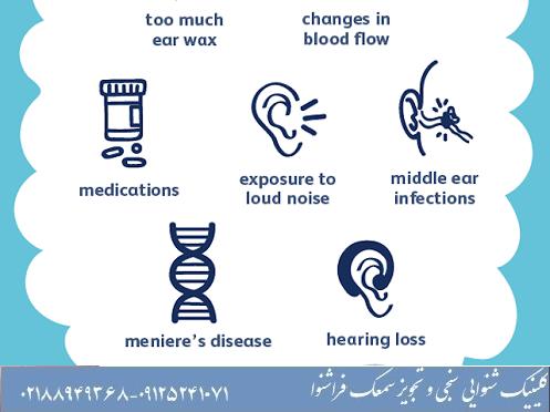 مشاوره و درمان وزوز گوش