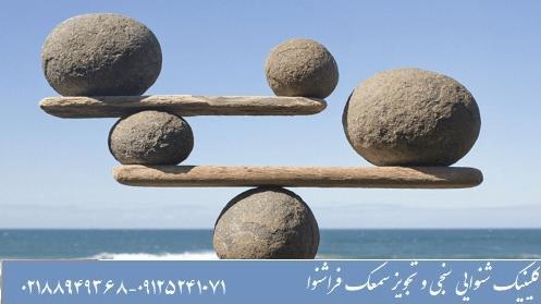 حفظ تعادل انسان