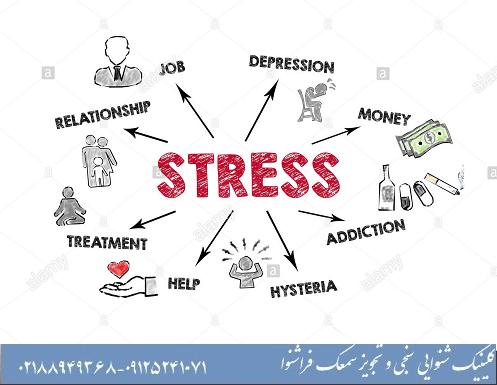 آیا استرس سبب وزوز گوش یا بدتر شدن آن می شود
